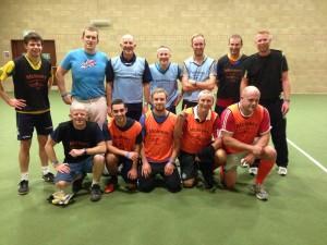 Footballers Nov 2013